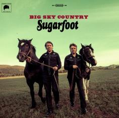 'Big Sky Country' released June 6, 2014. 2 x LP, CD, digital.