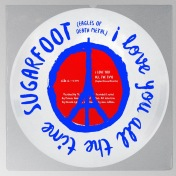 """'I Love You All The Time' (Eagles of Death Metal) released January 2016 Ltd white 7"""""""